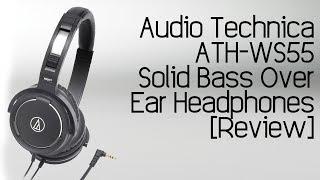 review Audio-Technica ATH-WS55 Headphones
