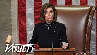 Trump Impeached by House in Historic Vote