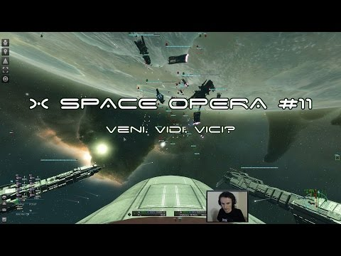 [X3LU] X Space Opera #11: Veni. Vidi. Vici?