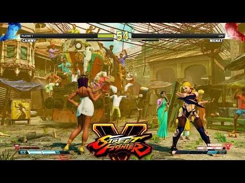 Full Download] Street Fighter V Pc Ae Mods Rainbow Menat By