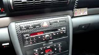 Audi Chorus + AUX