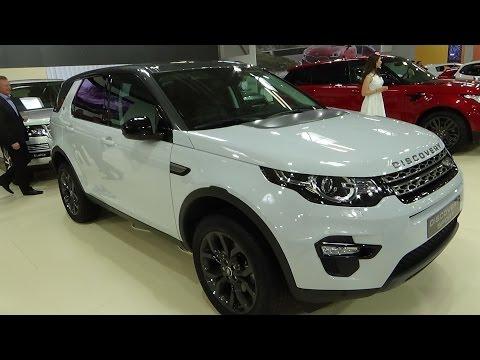 2018 Land Rover Discovery Sport - Exterior and Interior - Auto Salon Bratislava 2017