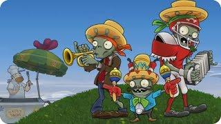 ¡Bandidos de Tacos! | Plantas Vs Zombies Garden Warfare
