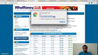 webmoney.host Scam Review  I Will SHow You How To Earn Money Online For Free