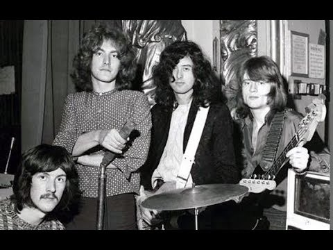 Led Zeppelin - Awkward Radio Interview 1969 RARE