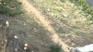 Орхеюл Векь - мотоциклист сорвался с горы 04.09.2011 (1/2)