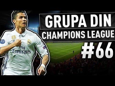 CEL MAI CIUDAT GOL / AFLAM GRUPA DIN UCL / FIFA 18 CARIERA DSG #66