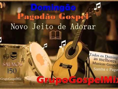 pagode gospel juninho do banjo