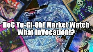 HoC Yu-Gi-Oh! Market Watch - What In Vocation!?/Skull Servant Hype/Lost Wind is A Dollar!
