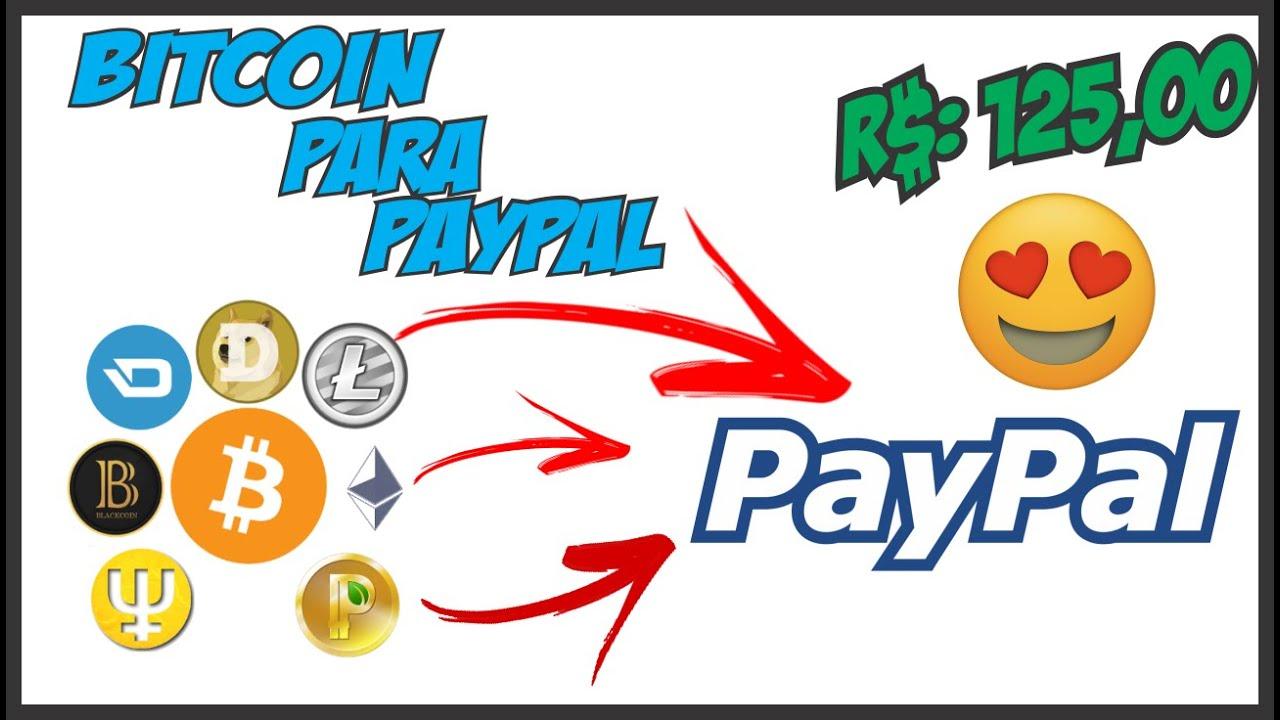 cara perdavimas bitcoin ke paypal