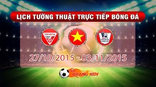 lich truc tiep vong 11 ngoai hang anh