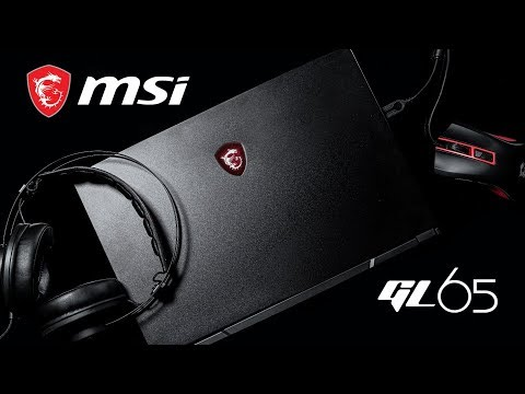 GL65 Unboxing – Powered by 9th Gen Intel Core Processors | MSI