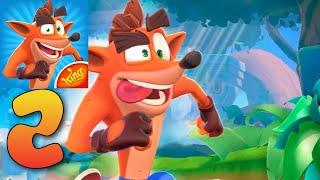 Crash Bandicoot Mobile Scorporilla Boss Defeat - Gameplay (Android, IOS) Parte 2  SOLDIERDIEGO