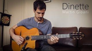 Dinette (gypsy Jazz) + Free TAB