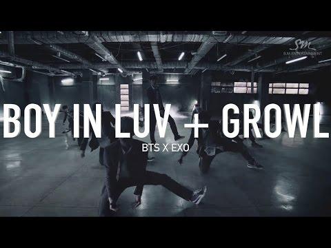 BTS X EXO