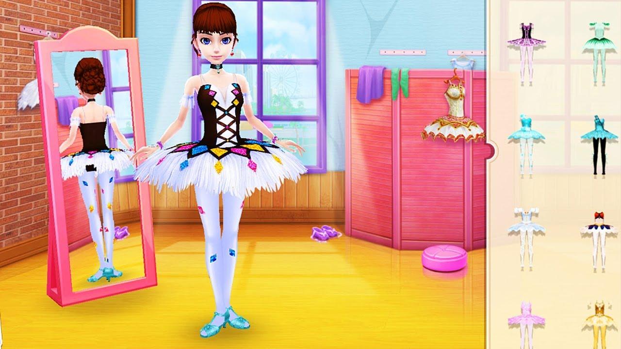 Làm Đẹp Và Chọn Trang Phục Biễu Diễn Múa Ba Lê – Dance School Stories #16