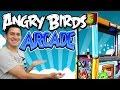 New! Angry Birds Arcade - Arcade Ticket