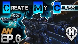 COD AW: ''IRON SIGHT'' Meine Klasse - #6 MORS Gameplay (Call of Duty: Advanced Warfare-Multiplayer)