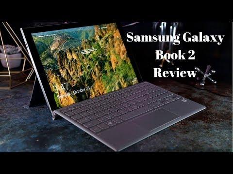 Samsung Galaxy Book 2 Review