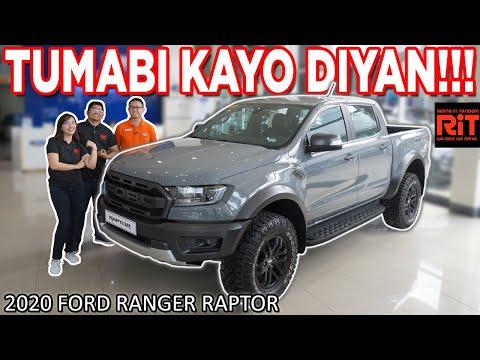 2020 Ford Ranger Raptor : Sports Pickup Philippines