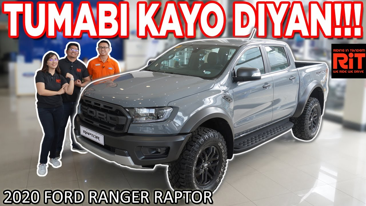 2020 Ford Ranger Raptor Sports Pickup Philippines Youtube