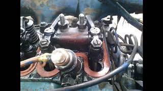 Как отрегулировать клапана на тракторе т 40 ремонт двигателя трактора т 40