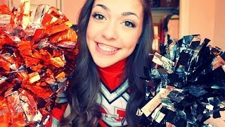 Get Ready With Me: Cheering at a Basketball Game