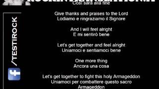 Baixar One Love - Bob Marley con testo e traduzione