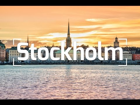 STOCKHOLM SWEDEN FOOD TOUR - NORDIC VLOG SERIES #4