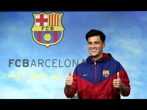 Зачем Коутиньо «Барселоне». Подкаст №20