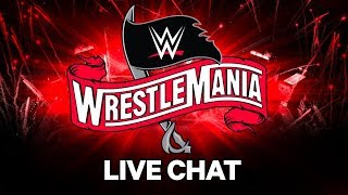 WrestleMania 36 Preview & Live Q&A