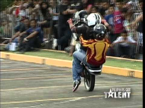 FLETCHER MARAMBA of PILIPINAS GOT TALENT 4
