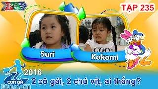 con da lon khon - tap 235  cuoc chien khong khoan nhuong giua 2 co gai va 2 chu vit  30012016
