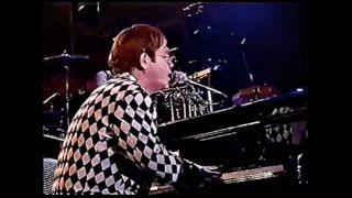 Elton John - The One (Live in Rio de Janeiro, Brazil 1995) HD