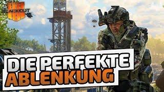 Die perfekte Ablenkung - ♠ CoD: Black Ops 4 Blackout ♠ - Deutsch German - Dhalucard