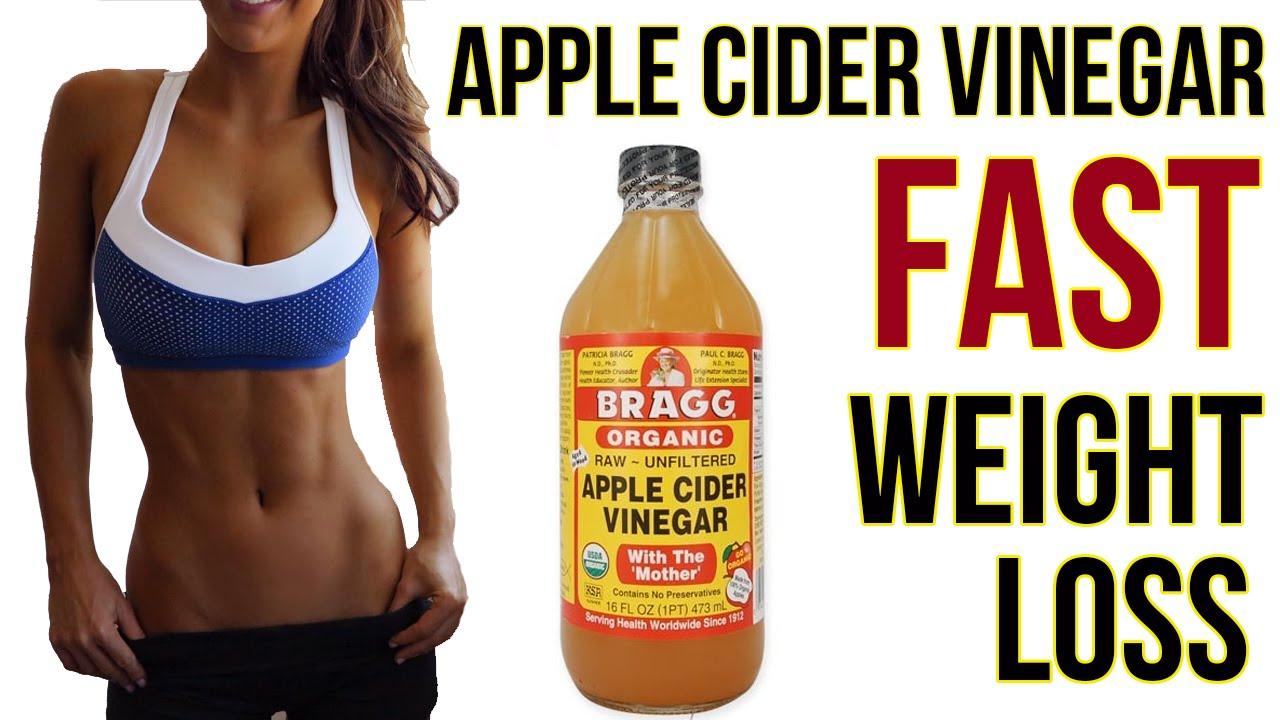 does drinking apple cider vinegar help lose weight