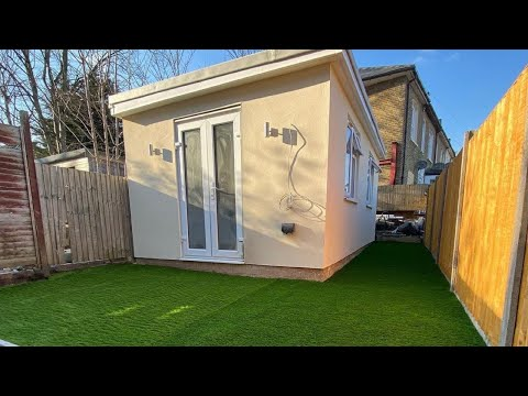 Man cave / She shed / Garden Office build