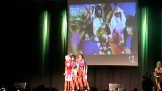 Naruto! Shake It! TurmiX! - 2010 Mondocon Performance
