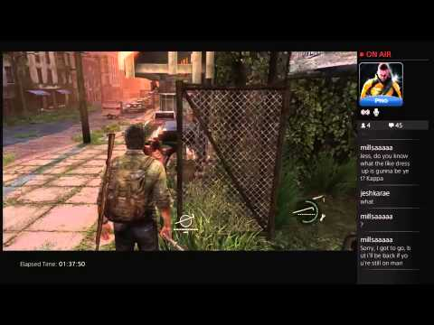 The Last Of Us: Remastered - Unlimited Shiv trick (PS4)