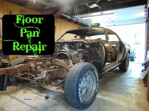 Classic Car Restoration #5