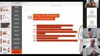 1º Encontro Nacional de Tesoureiros   Live 05/04/2021   Parte 05