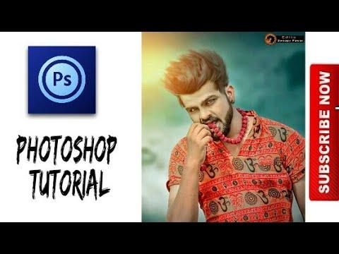 Swappy Pawar Best Manipulation Editing    Photoshop Tutorial 2018    Prince Ashish