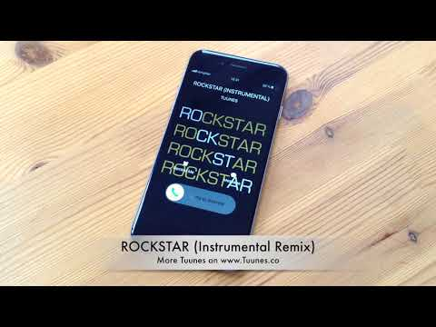ROCKSTAR Ringtone - Post Malone feat. 21 Savage Tribute Remix Ringtone - iPhone & Android