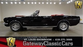 1965 Ford Mustang - Gateway Classic Cars St. Louis - #6772