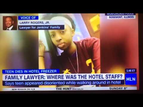 Download Youtube: Kenneka Jenkins HLN News Footage 2 Weeks Later, Still No Official Cause Of Death