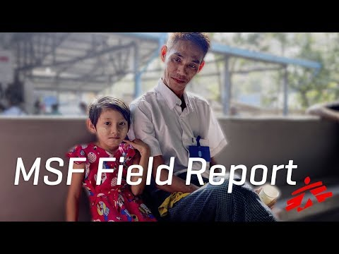 MSF closes clinic in Myanmar after treating more than 12,000 people living with HIV