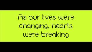 Megan and Liz - When you were mine (w/ Lyrics)