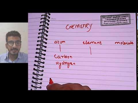 Online Chemistry Tutor, Chemistry Teacher, O-level, A-level, GCSE, K-12, CBSE (Urdu And Hindi)