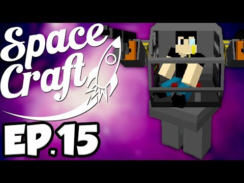 SpaceCraft: Minecraft Modded Survival Ep.15 - Alpha Titan! (Minecraft Mods)