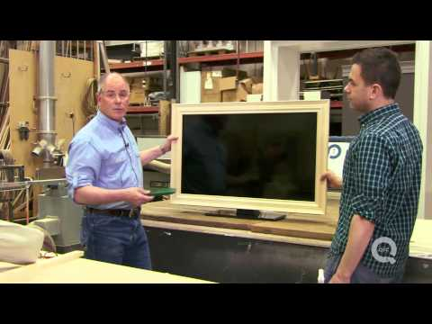Tripod TV Stand | My First Furniture Project - YouTube